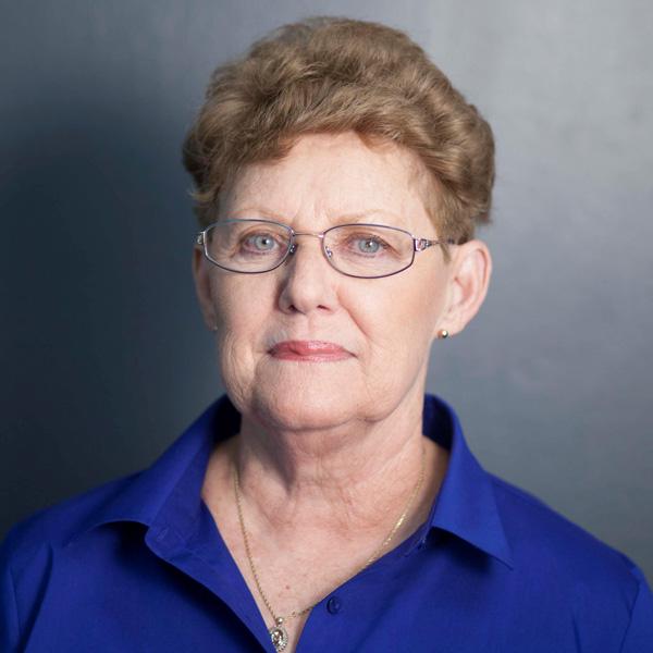 Patricia Goff Headshot