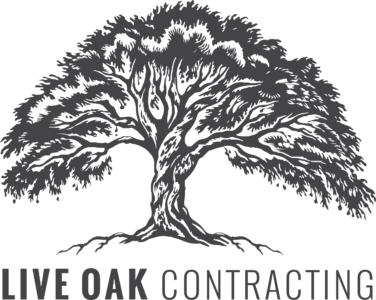 Live Oak Contracting Logo