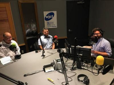 Jim Whittaker on radio show