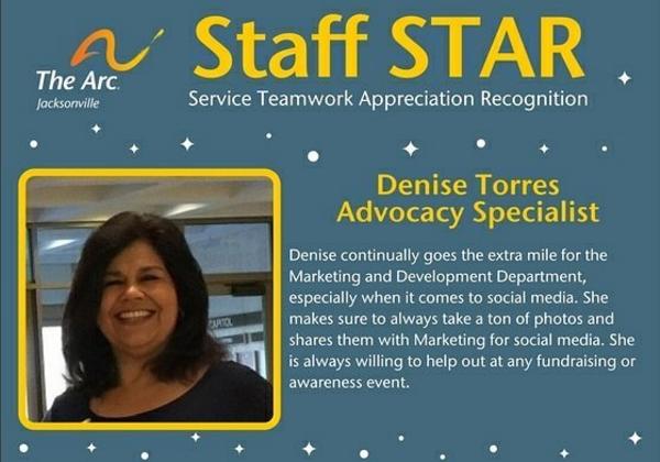 Denise Staff STAR
