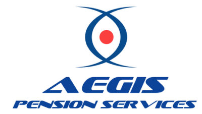 Aegis pension services logo
